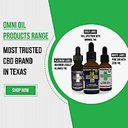 Premium Omni CBD Oil Products By John's CBD