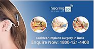 Cochlear Implant Consultation and Surgery Center in India - HearingSol