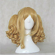 Animated Cosplay Wig