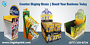 Blog - An Informative Article on Counter Display Boxes | Boost Your Business Today | Printing & Packaging