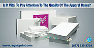Is It Vital To Pay Attention To The Quality Of The Apparel Boxes? – Packaging Box Solutions