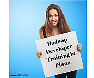 Hadoop Developer Training in Plano