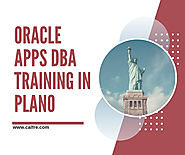Oracle Apps DBA Training in Plano