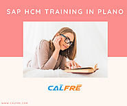 SAP HCM Training in Plano