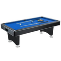 Hathaway Hustler Pool Table: Sports & Outdoors