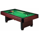 Mizerak Chandler II 8-Foot Slate Billiard Table: Sports & Outdoors