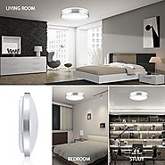 Top 10 Best Surface Mounted LED Ceiling Lights Reviews 2018-2019 on Flipboard