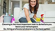 Reasons to Hire Professional House Cleaners
