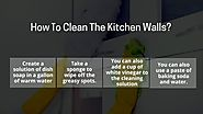 Easy Ways To Clean Grease And Oil In The Kitchen