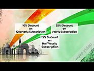 Get Huge Discounts On Subscription Packages This Independence DayAt Ripples Advisory