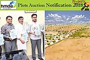 Hmda open plots for sale by auction in hyderabad