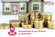 Latest Property Price in Hyderabad | New Property Rates in Hyderabad
