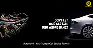 Car Repair Service in HSR, Electronic City, Sarjapur, Bellandur, Marathalli