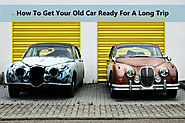 How To Get Your Old Car Ready For A Long Trip – AUTOMOVILL