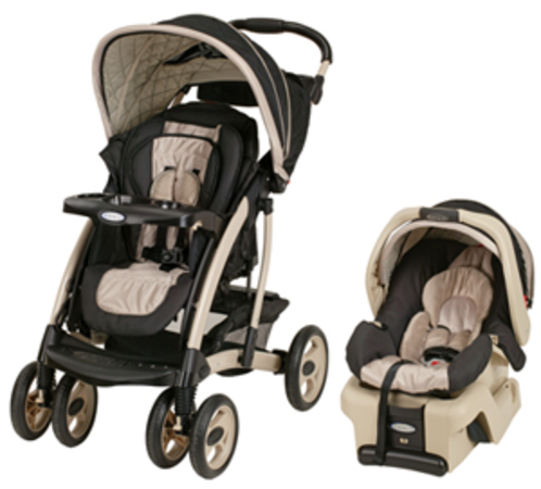 Cute Car Seat Stroller Combo, Double Carseat Combo for ...
