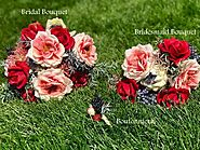 Choose the Best Silk Flower Boutonniere for Wedding