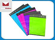 Poly Bags Colored Mailers