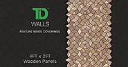 Decorative Wooden Wall Paneling- The Ornament of Home Decor