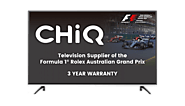 Take your Entertainment to Next Level with Chiq Smart TV