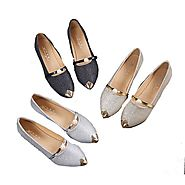 Spring Autumn Pointy Flat-Bottomed Shoes - Spring autumn pointy flat-bottomed shoes soft end – Dash2Style