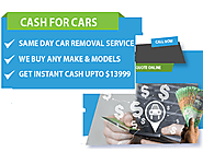 Cash For Cars Brisbane Up To $9999 | Any Make Or Model | Free Pickup