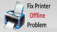 Xerox Printer Offline