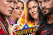 WWE Summerslam 2018 Results and Recap