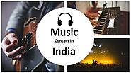 Top Reasons to attend a Music Concerts in India