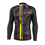 Men's Long Sleeve UV Protection Cycling Jersey - Wholesale - Buy Cycling Clothing ,Accessories and Gear on lotshell.com