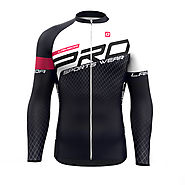 Men's Quick Drying Long Sleeve Cycling Jersey - Wholesale - Buy Cycling Clothing ,Accessories and Gear on lotshell.com