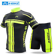 INBIKE Men's Short Sleeve Cycling Jersey Set for Summer Xing Mu - Wholesale - Buy Cycling Clothing ,Accessories and G...