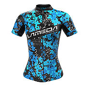 Custom Women's Short Sleeve Cycling Jersey - Wholesale - Buy Cycling Clothing ,Accessories and Gear on lotshell.com