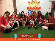 Benefits of Playtime at Infant and Toddler Care Centre | Camelot