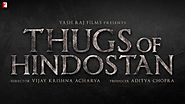 Thugs Of Hindostan - An upcoming hindi movie in 2018 by Yash Raj Films