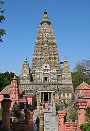 Visit the Mahabodhi Temple