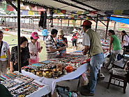 Shop at the Tibetan Refugee Market