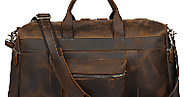 Buy The Latest Trendy Leather Vintage Duffle Bag