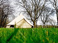 What is Glamping and difference between glamping and camping ?