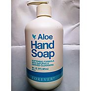 Aloe Hand Soap - 473ml