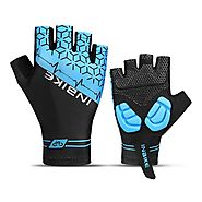 Inbike Anti-Slip All-terrain Half Finger Cycling Gloves - Wholesale - Buy Cycling Clothing ,Accessories and Gear on l...