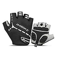 Inbike Breathable Shockproof Half Finger Cycling Gloves - Wholesale - Buy Cycling Clothing ,Accessories and Gear on l...