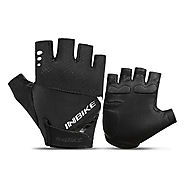 Inbike Half Finger Road Bike Gloves with Sheepskin Pad - Wholesale - Buy Cycling Clothing ,Accessories and Gear on lo...