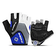 INBIKE Padded Breathable Half Finger Cycling Gloves - Wholesale - Buy Cycling Clothing ,Accessories and Gear on lotsh...