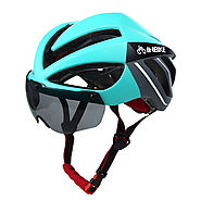 Inbike Breathable Bike Hemlet with Lens - Wholesale - Buy Cycling Clothing ,Accessories and Gear on lotshell.com