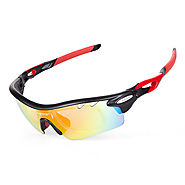 INBIKE Sports Sunglasses with 5 Interchangeable Lenses - Wholesale - Buy Cycling Clothing ,Accessories and Gear on lo...