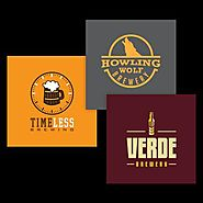 Beer Logo Design, Brewery Logo Design - ProDesigns
