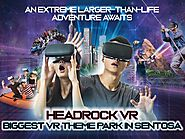 Biggest VR Park in Sentosa | Singapore Tourist Attractions Guidebook