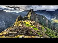 Hike Up to Machu Picchu in Peru