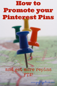 Promote Your Pinterest Pins as a Call-to-Action on Social Networks