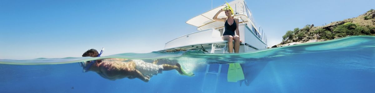 Headline for Things you need to go snorkelling – Gear up for an underwater adventure
